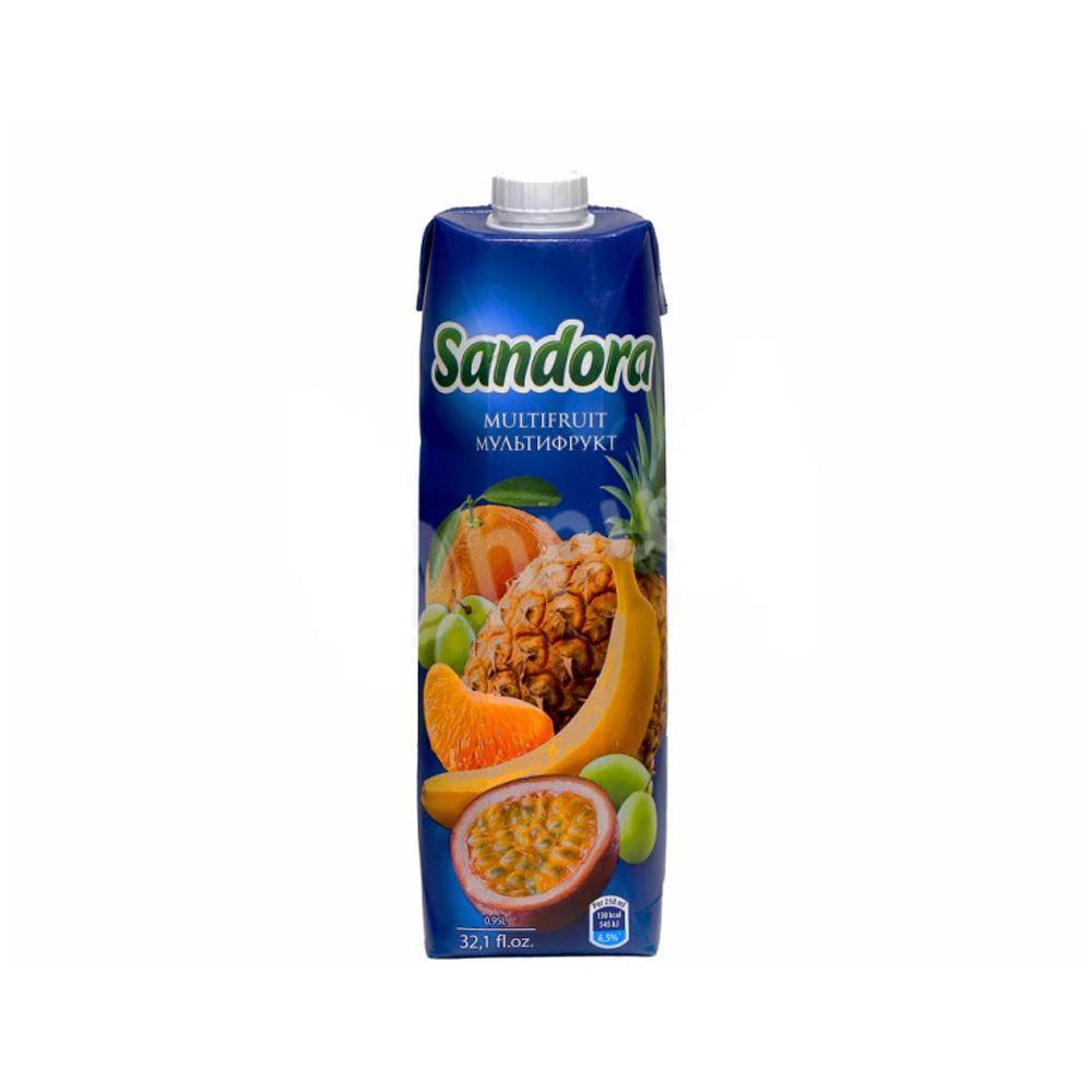 Sandora Multifruit Nectar