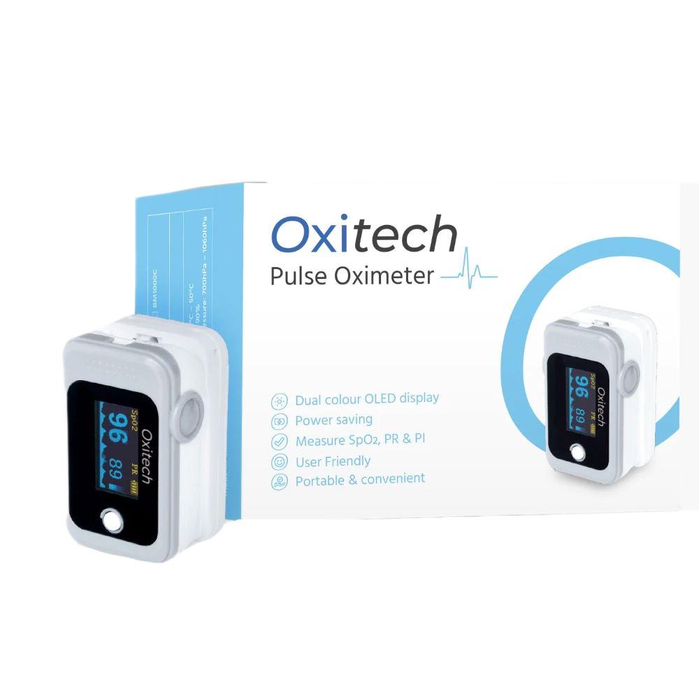 Oxitech Pulse Oximeter