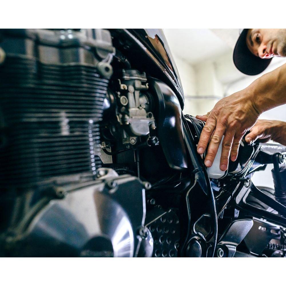 Repair & Reinstall Motor