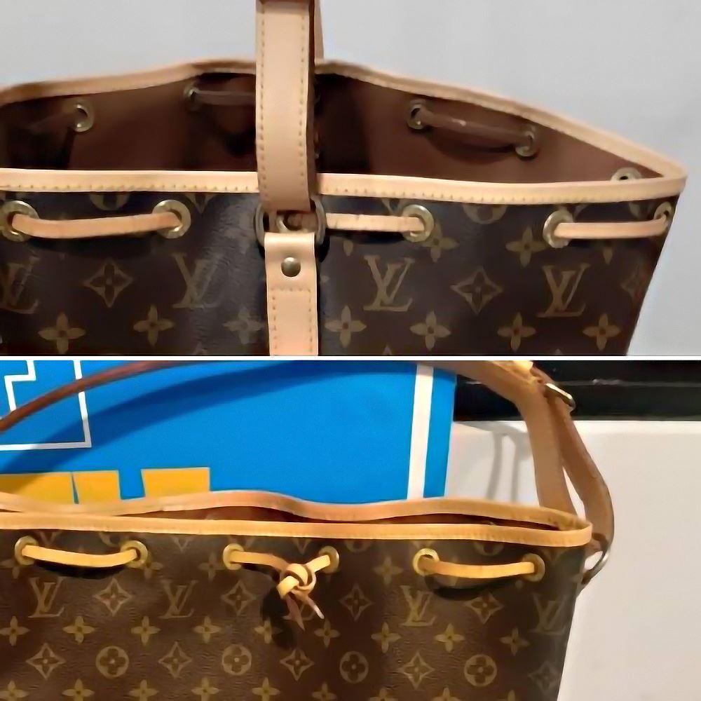 Bag Spa - Repair and Restoration