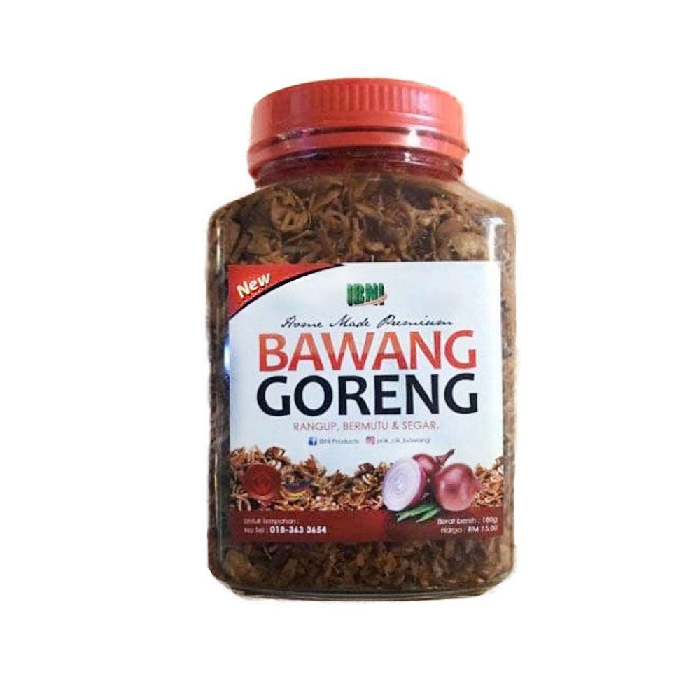 Ibni Bawang Goreng Premium (Fried Onion)