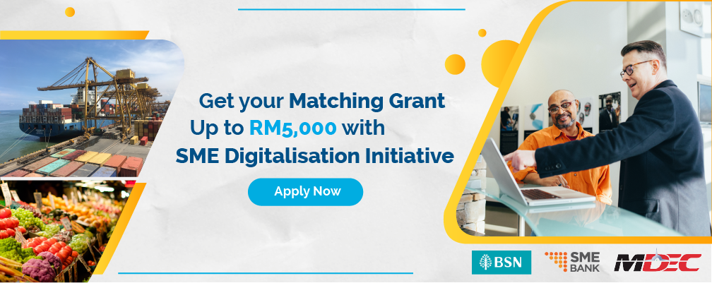 SME Digitalisation Matching Grant 2021