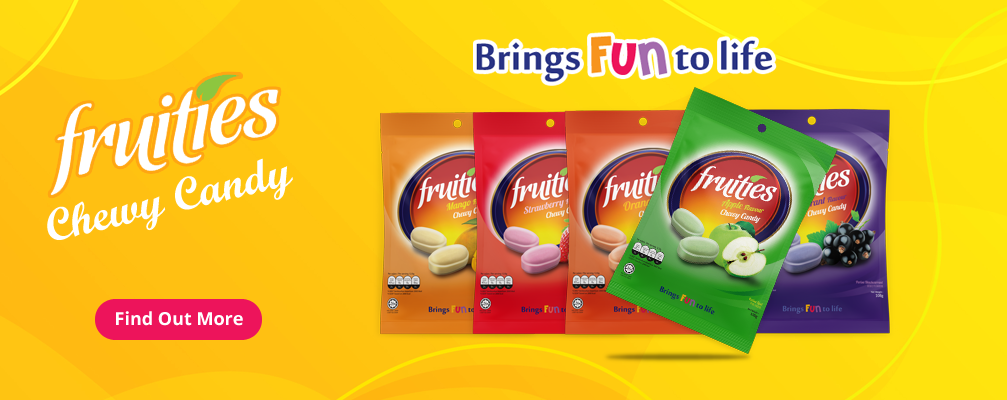 Global Points Food - Fruities Chewy